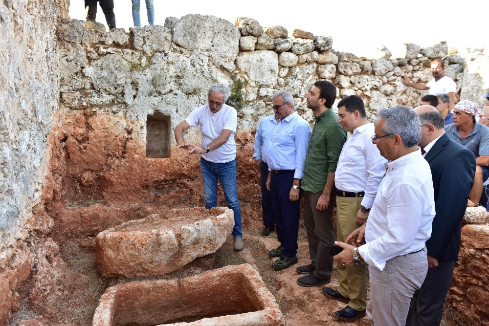 Kepez Belediyesi'ne 'Kültürel Miras' Ödülü