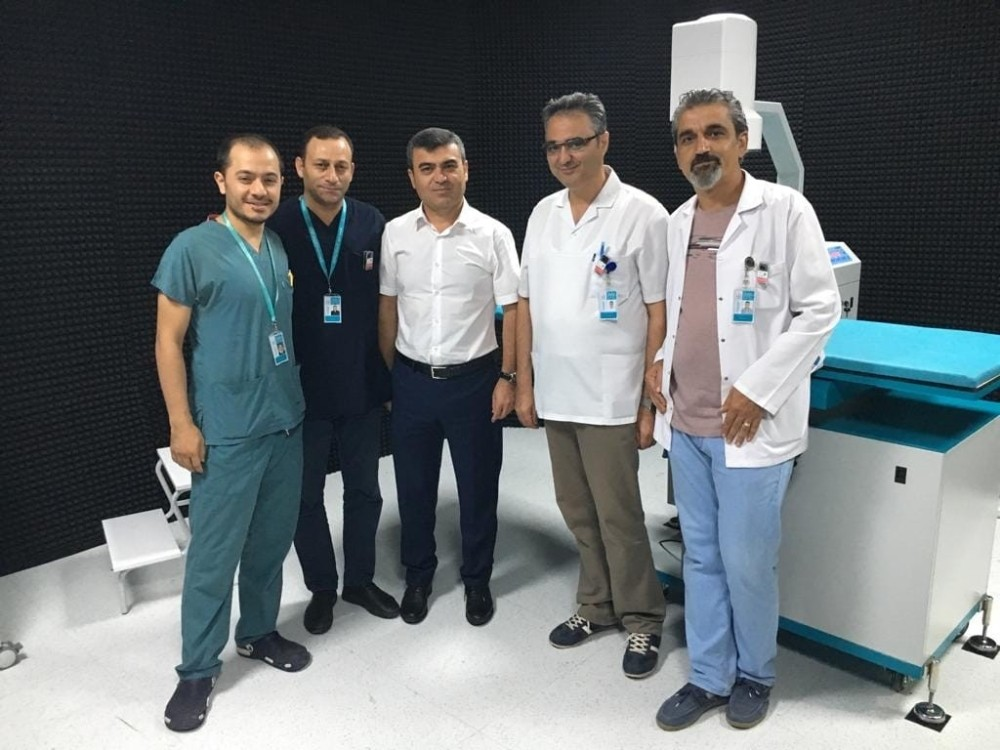 Kepez Devlet Hastanesi sağlığın yeni adresi oldu