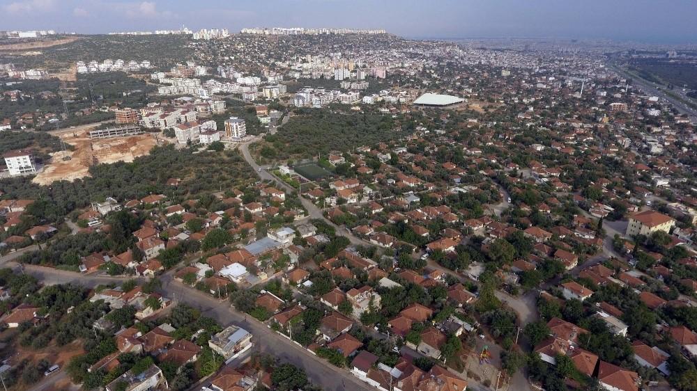 Kepez'de 4 mahalle için imar planı revizyonu hazırlandı