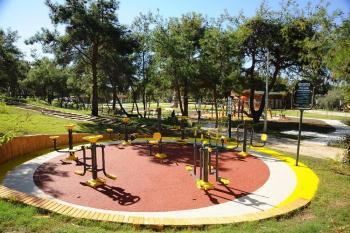 Kepez'in Tek Sarnıç Kent Parkı açılıyor