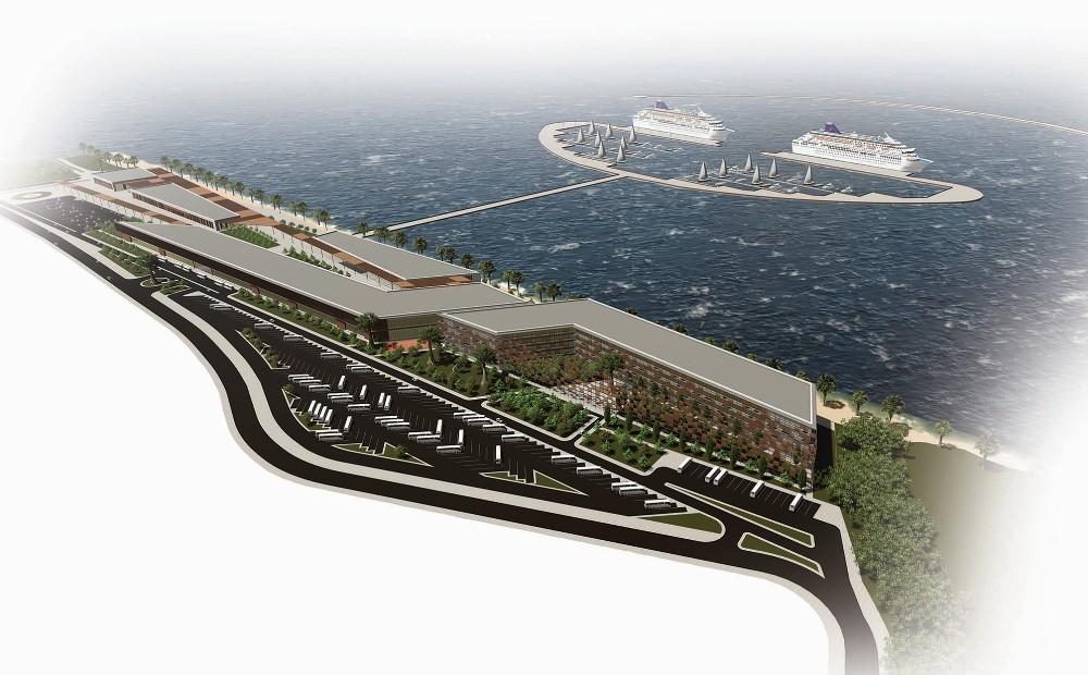 Kurvaziyer ve Yat Limanı Projesi'ne ilk talip