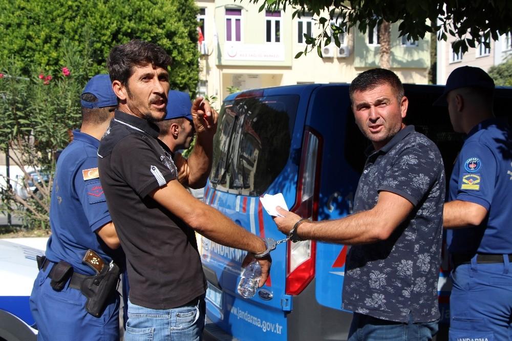 Manavgat'ta haciz memurlarının dövülüp zorla alıkonulduğu iddiası