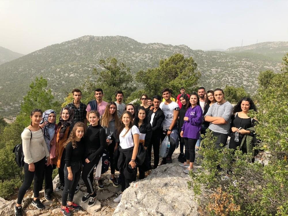 Mimari Restorasyon öğrencilerine teknik gezi