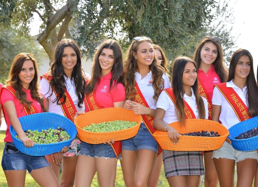 Miss Belgium 2019 finalistleri Antalya'da