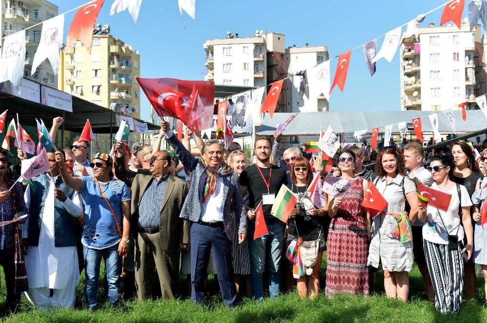 Muratpaşa Er meydanında muhteşem başlangıç