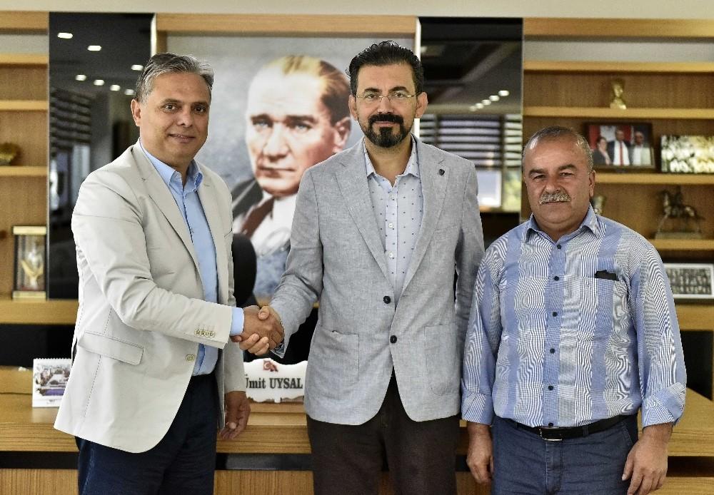 Muratpaşa'da 'Sera Akademisi' kuruluyor