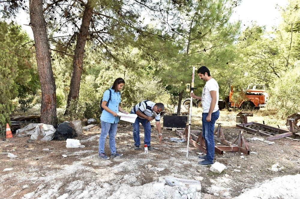 Muratpaşa'da Yörük Parkı kuruluyor