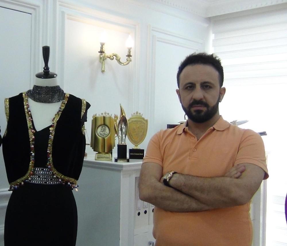 Oxford Ödüllü Cizreli modacının hedefi, Antalya'yı moda başkenti yapmak