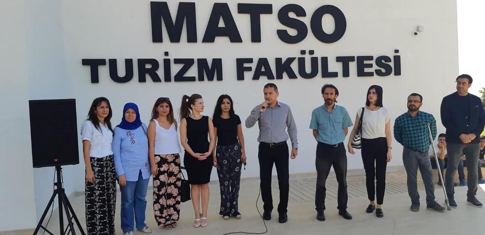 "Prof. Dr. Sert: ""Hedefimiz öğrenci kenti Manavgat"""