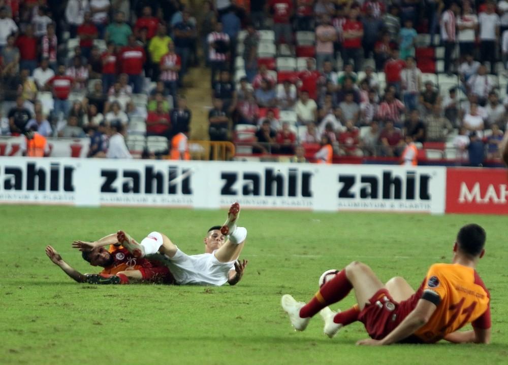 Spor Toto Süper Lig: Antalyaspor: 0 – Galatasaray: 1 (Maç sonucu)