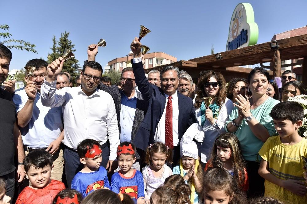Teneffüs Park'ta Cumhuriyet coşkusu
