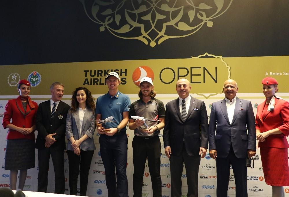 Turkish Airlines Open heyecanı Belek'te başlıyor