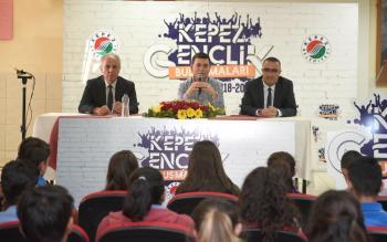 Tütüncü'den gençlere üniversite ve kamp müjdesi