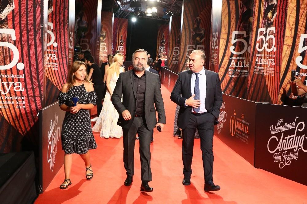 Uluslararası Antalya Film Festivali'nde kapanış töreni