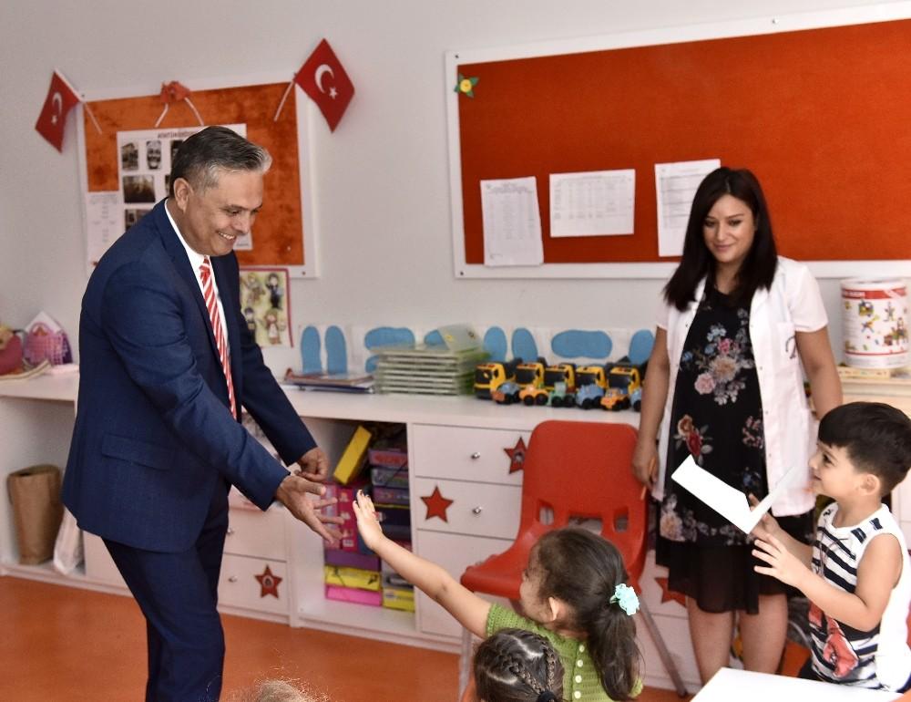 Uysal, Büyükşehir Belediye Başkanlığına aday
