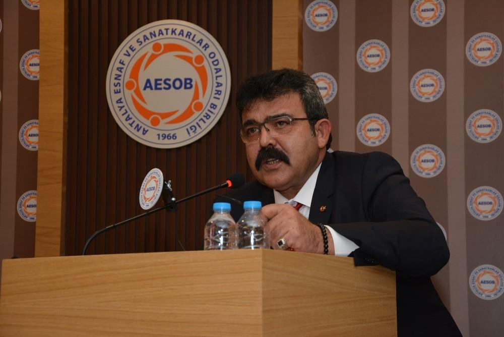 AESOB Başkan Vekili Bayram Dal'ın kış lastiği uyarısı