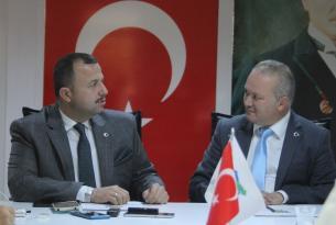 "AK Parti Antalya İl Başkanı Taş: ""Oy oranımız yüzde 4 arttı"""