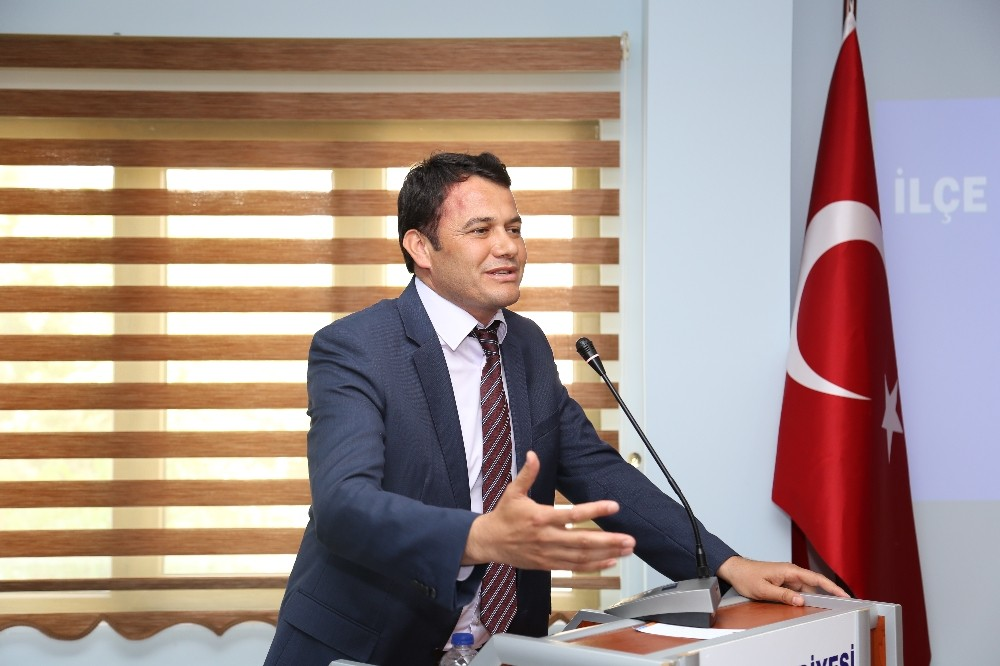 Ak Parti Kaş'ta yerel seçim aday adayları başvuru süreci