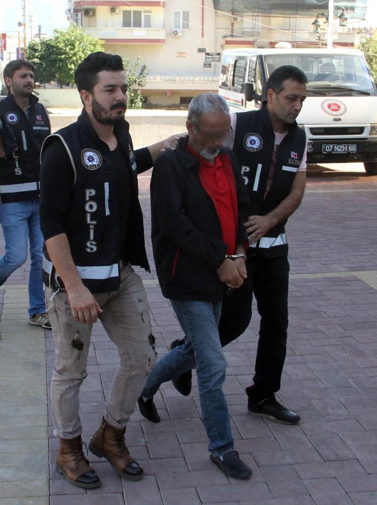 Alanya'da 10 milyon euroluk tablo olayıyla ilgili 2 şüpheliden 1'i tutuklandı