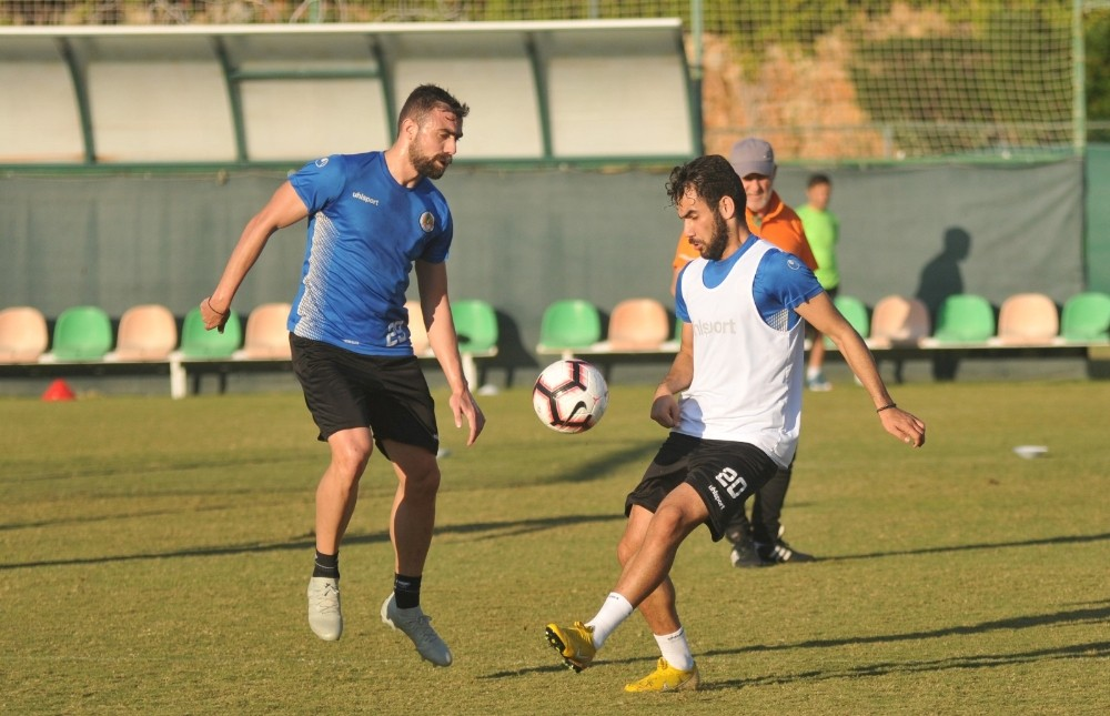 Alanyaspor'da Malatyaspor maçı mesaisi