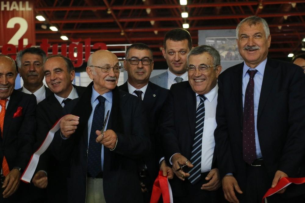 Antalya Büyükşehir Belediyesi YAPEX'de yerini aldı