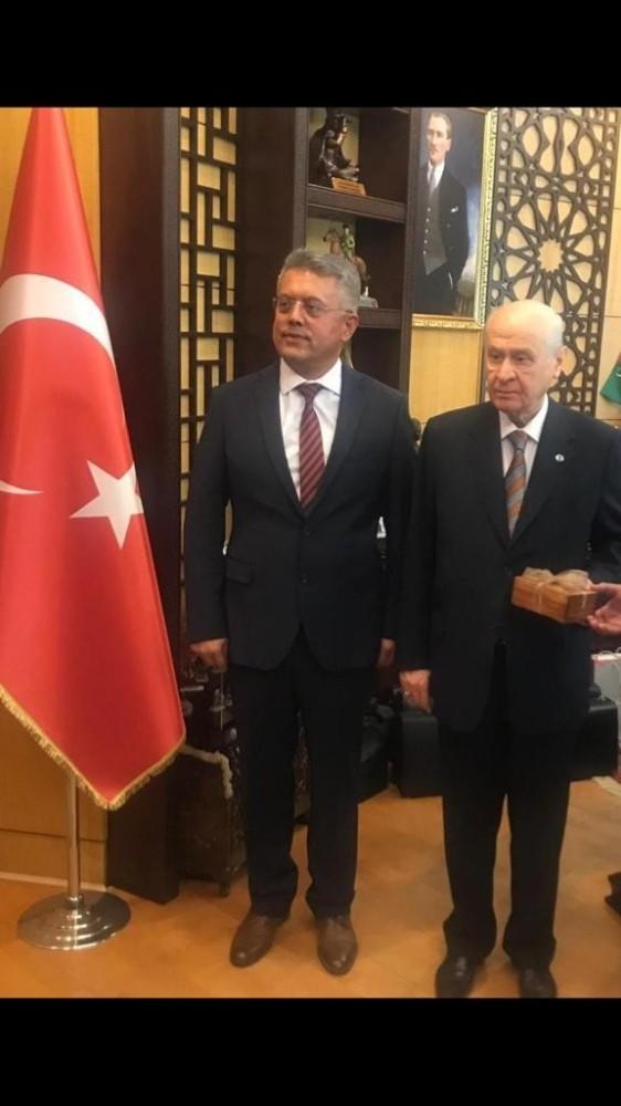 Antalya İl Jandarma Eski Komutanı emekli Kurmay Albay Yusuf Kelleli MHP'den Büyükşehir aday adayı
