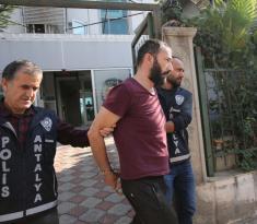 Antalya'da aşk cinayeti: Öldürdüğü kişinin kuzenini kaçırdı