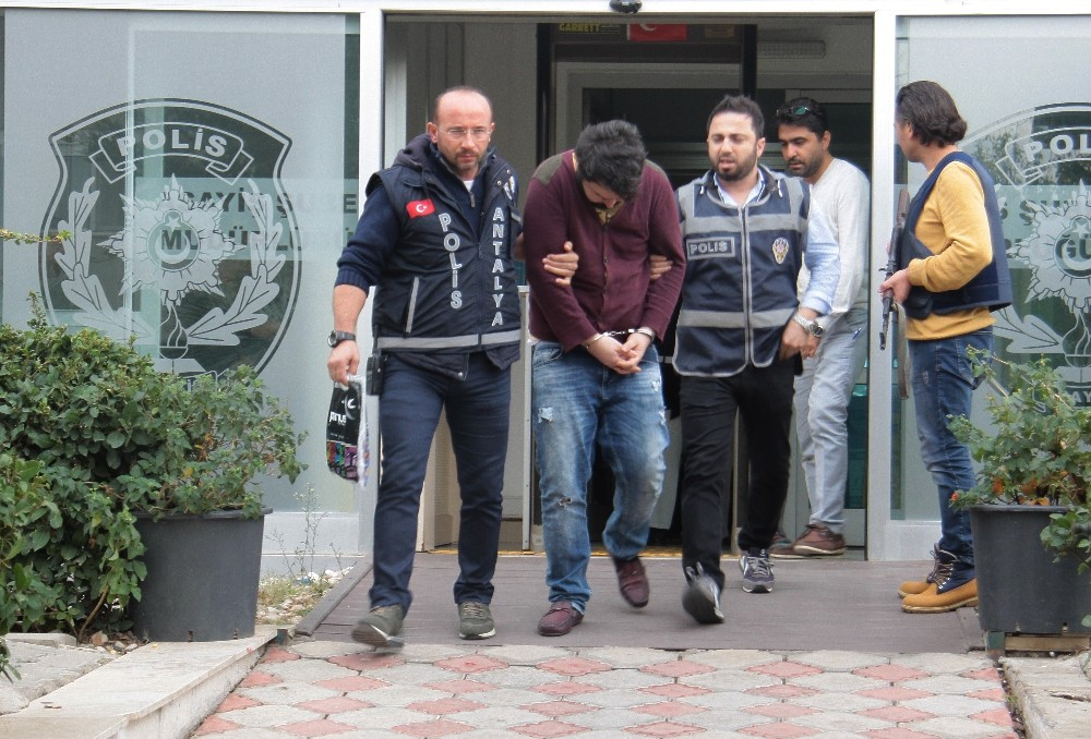 Antalya'da dolandırıcılık operasyonu