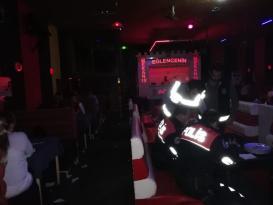 Antalya'da eğlence mekanlarına 'Huzur' operasyonu
