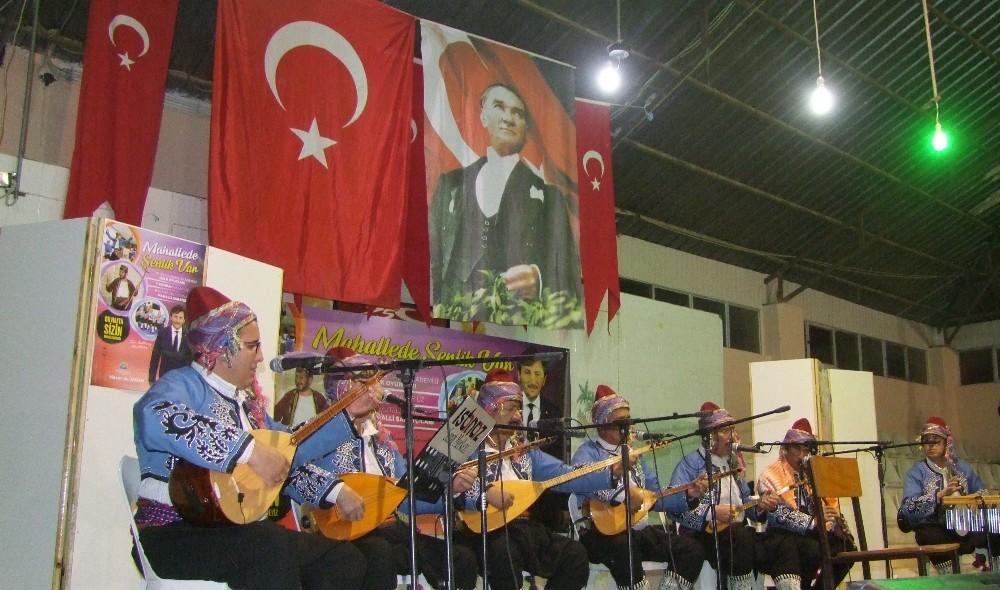 """Antalya'da """"Mahallede Şenlik Var"""" etkinliği"""