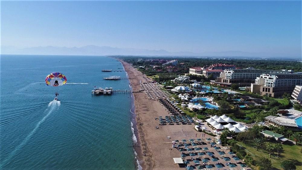 Antalya'da pastırma sıcakları devam ediyor