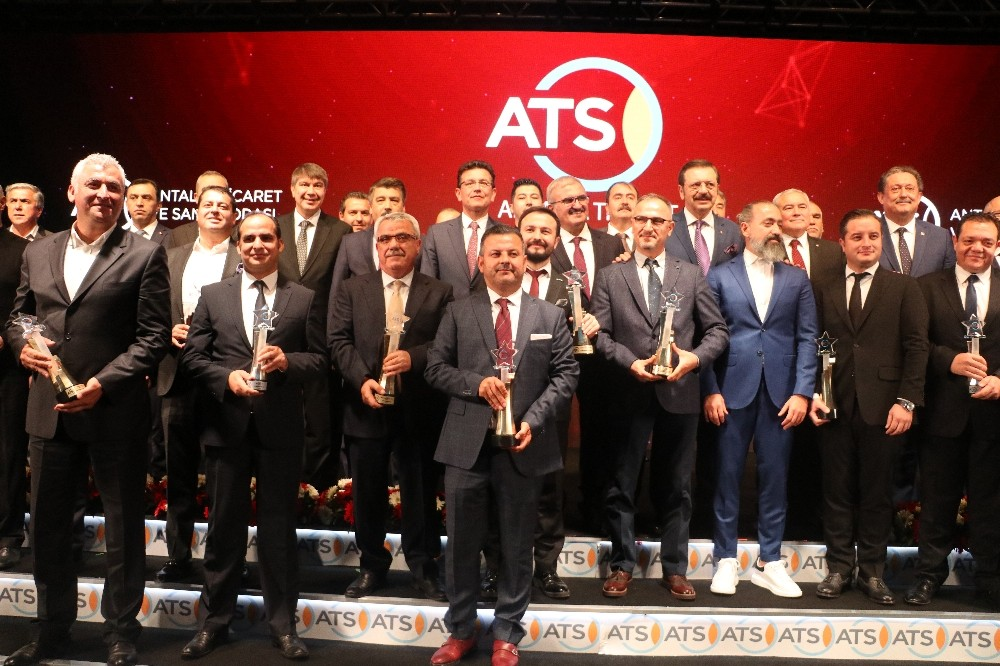 ATSO 50. Geleneksel Ödül Töreni