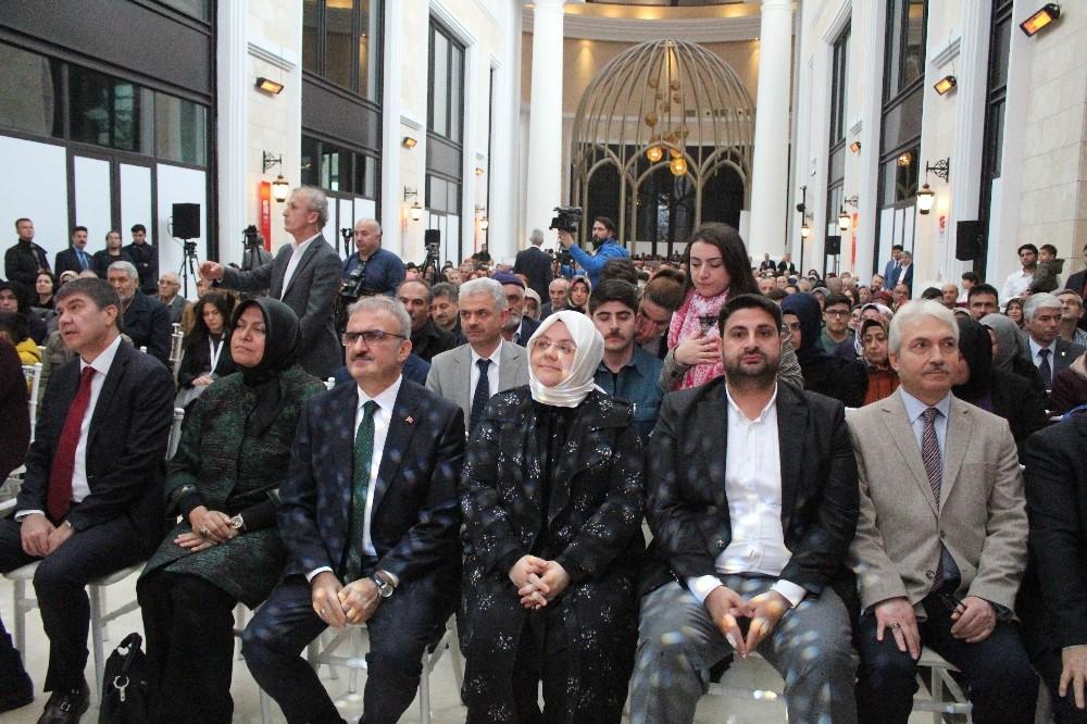 Bakan Selçuk, 15 Temmuz şehit aileleriyle bir araya geldi