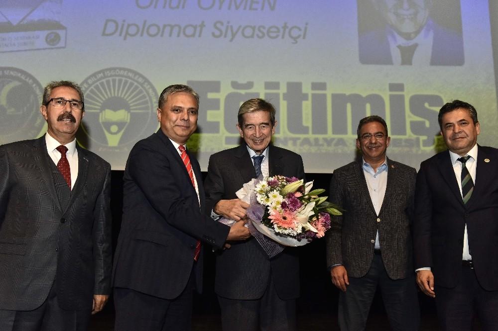 """Başkan Uysal: """"Muratpaşa'nın en büyük eğitim kurumu belediyemizdir"""""""