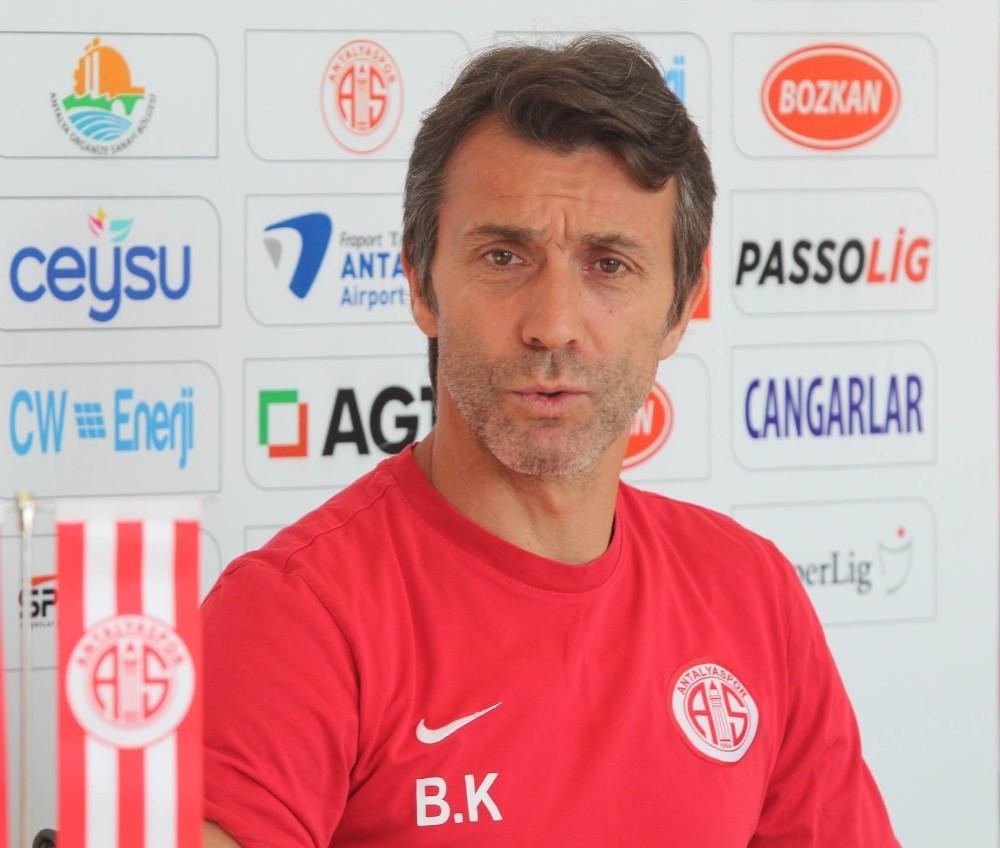 """Bülent Korkmaz: """"Akhisar maçı zor geçecek ama kazanmak istiyoruz"""""""