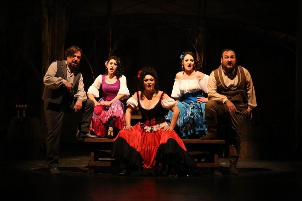 'Carmen' operası 4 Aralık'ta sahnelenecek