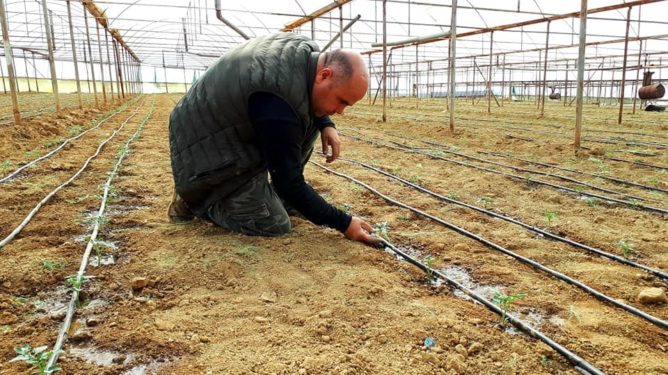 Çiftçiler su israfının önüne geçecek