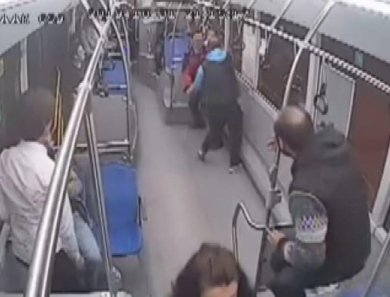 Halk otobüsünde taciz iddiasına tutuklama