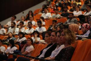 Hemşire adaylarına 'İş Sağlığı ve Güvenliği Eğitimi'