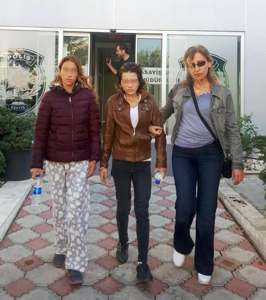 İki kadın hırsız 5 ay sonra yakalandı