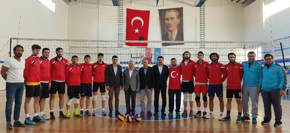 İşitme Engelliler İstanbul'a uğurlandı