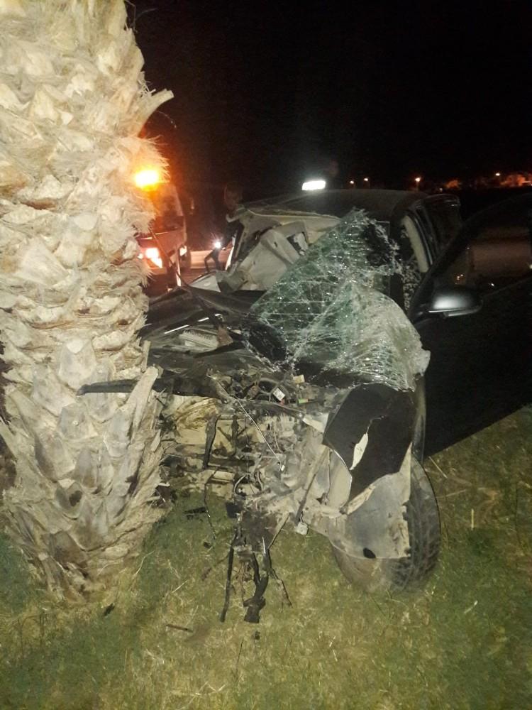 Kazada ağır yaralanan şahıs hayata tutunamadı