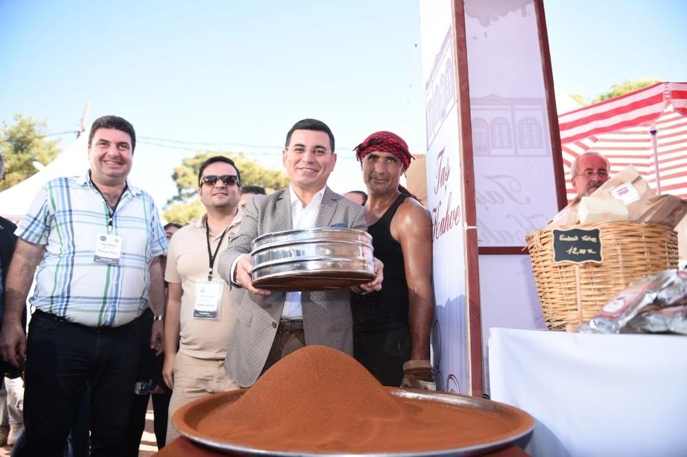 Kepez'in kahve festivali başladı