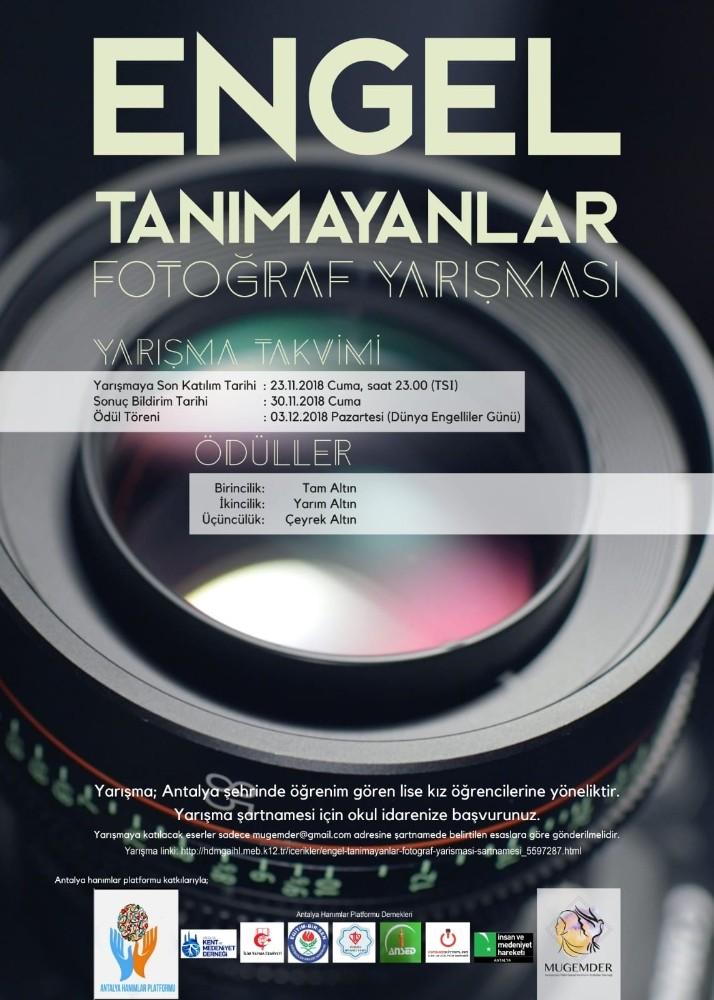 """Kız öğrenciler için """"Engel Tanımayanlar"""" fotoğraf yarışması"""