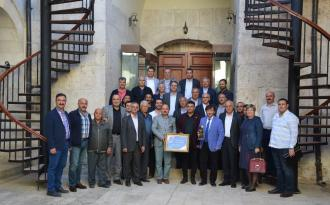 Korkuteli Belediyesi Sinaneddin Medresesi ile 'Mimari Koruma Ödülü'nü kazandı
