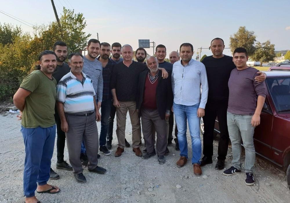 Manavgat'ta kaybolan yaşlı adam Aksu'da bulundu