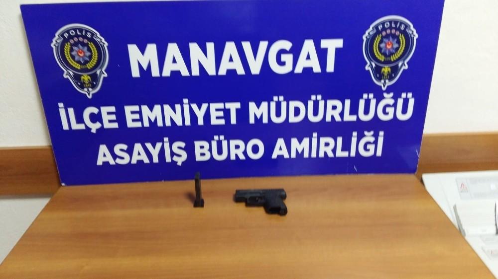 Manavgat'ta kurşunlama olayı aydınlatıldı