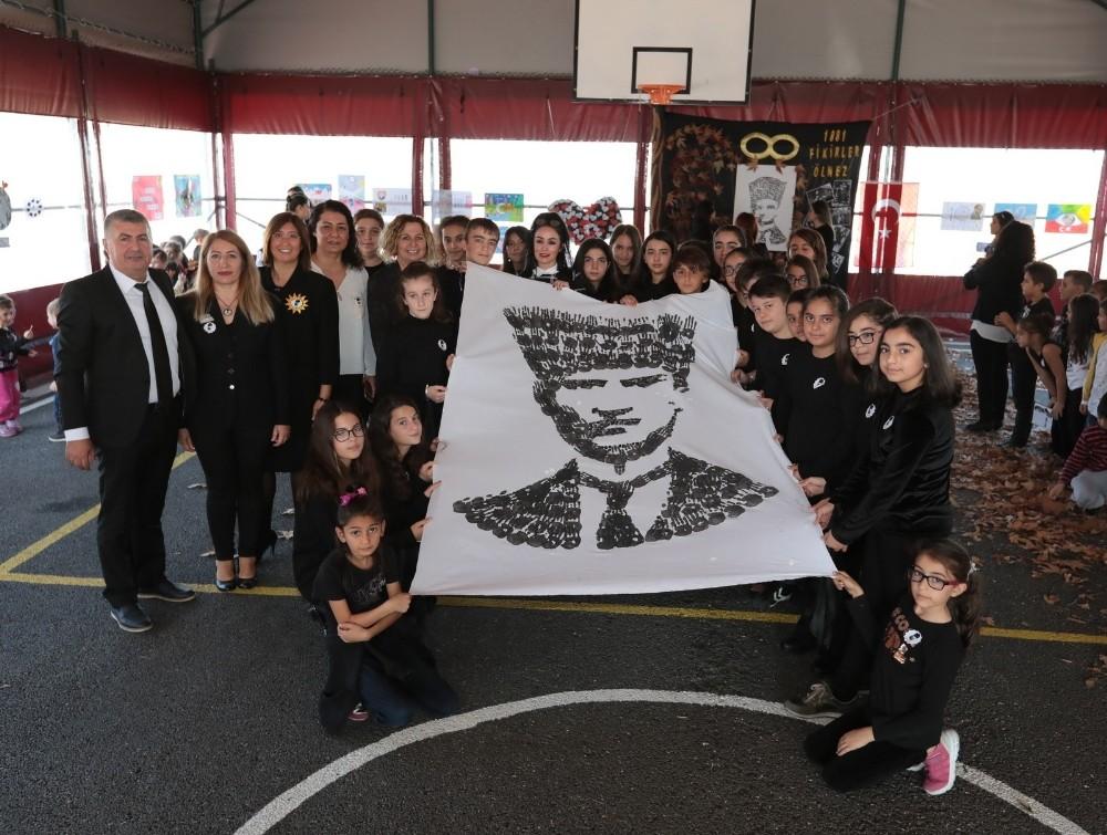Manavgat'ta Ulu Önder Mustafa Kemal Atatürk anıldı