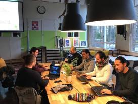 Öğretmenlere Hollanda'da eğitim