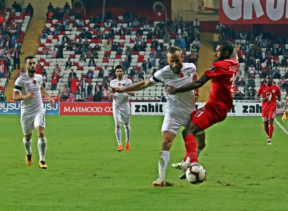 Spor Toto Süper Lig: Antalyaspor: 1- Akhisarspor: 2 (Maç sonucu)